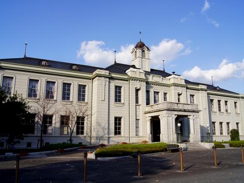 231115 山口旧県会議事堂1