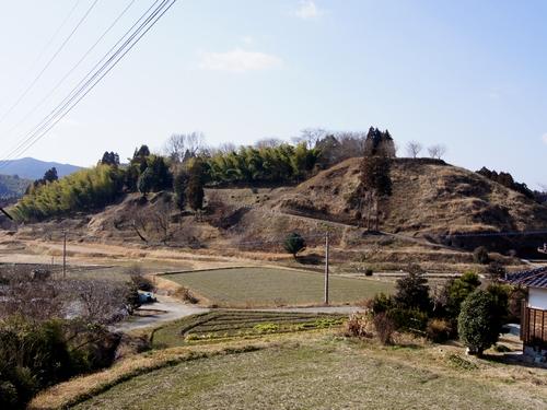 240129 田中城跡1
