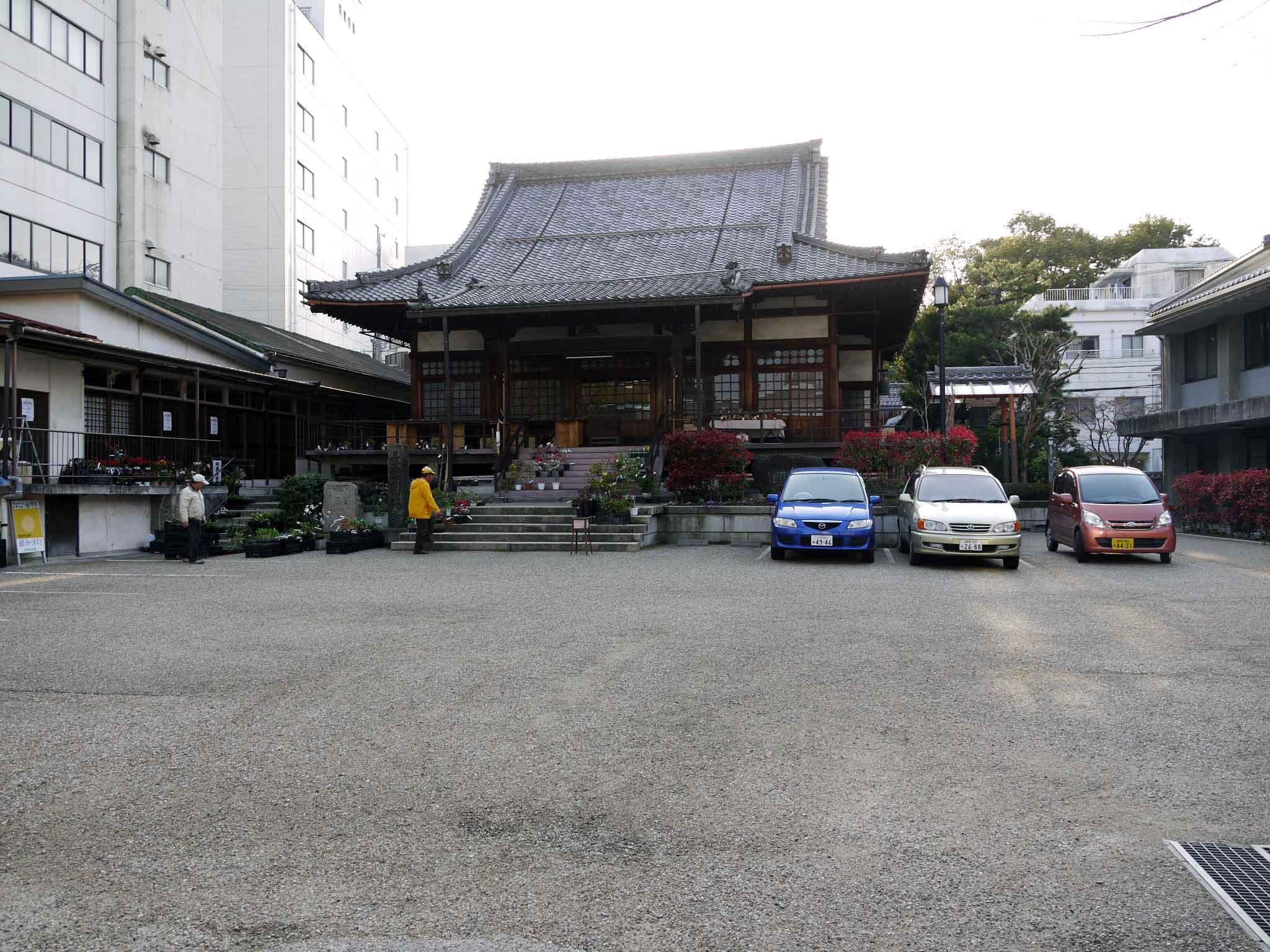 円徳寺外観6