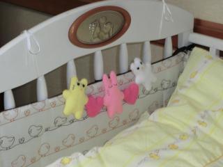 ベッド飾り2