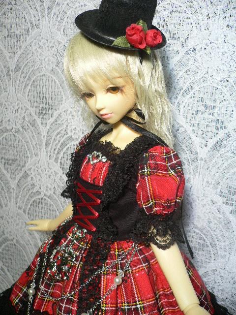 SD女の子用 SDPAFRD02