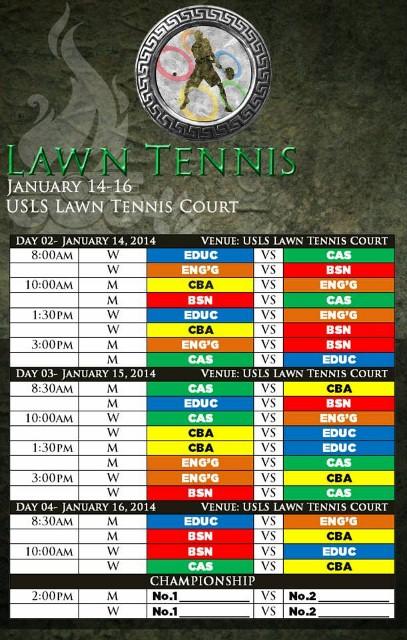 Schedule (5)