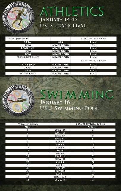 Schedule (6)