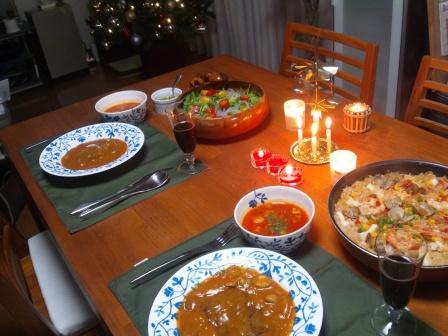 我が家のクリスマス2011 1