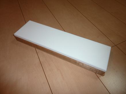 ペフ式展足板
