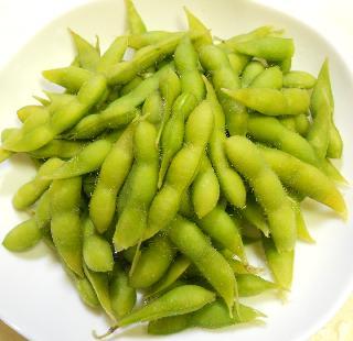 枝豆チャーハン1