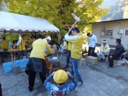 徳島 大久保の里 いちょう祭り
