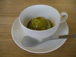 アフォガード(抹茶)