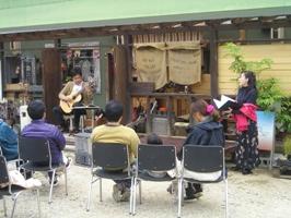長縄広紀さんのクラッシックギターライブ2