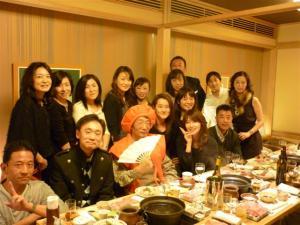 21期白田先生還暦祝い集合写真