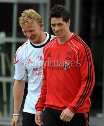 Torres is Back!