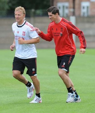 Torres and Kuyt