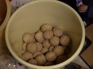 4味噌玉を作る