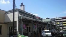 古き良き駅です