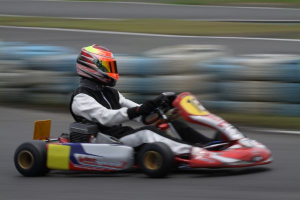 サーキット秋ヶ瀬 CA KART RACE 第三戦