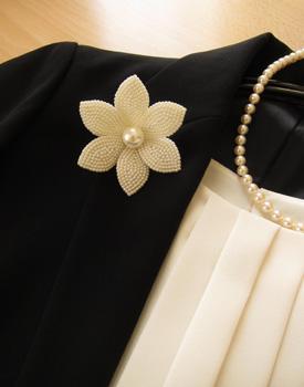 入園式の洋服