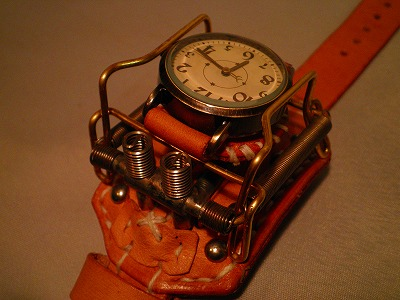 Steampunk Wristwatch