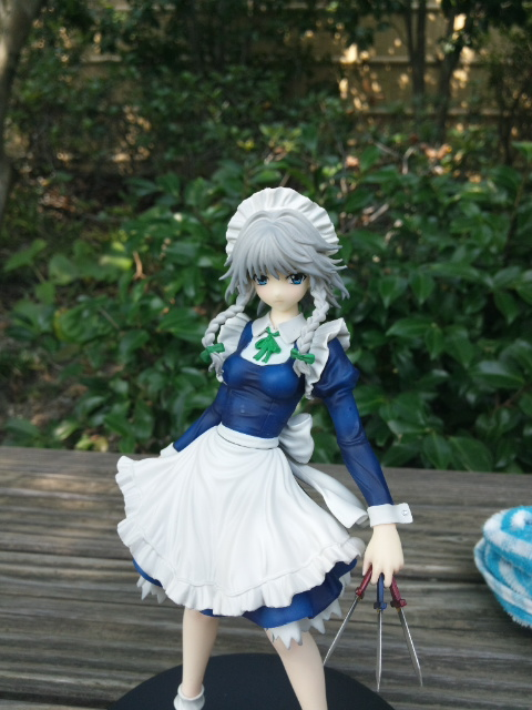 咲夜さんは徳川園へ行かれました (3)