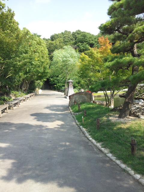 咲夜さんは徳川園へ行かれました (34)