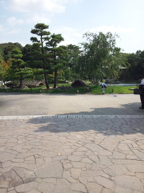 咲夜さんは徳川園へ行かれました (33)