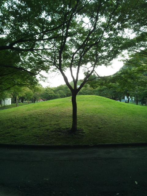 咲夜さんは岩戸公園へ遊びに来た 岩戸神社編