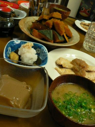 2010年5月29日夕食