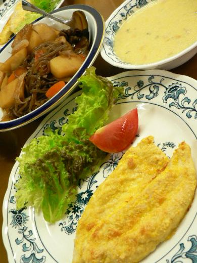 2010年6月19日夕食