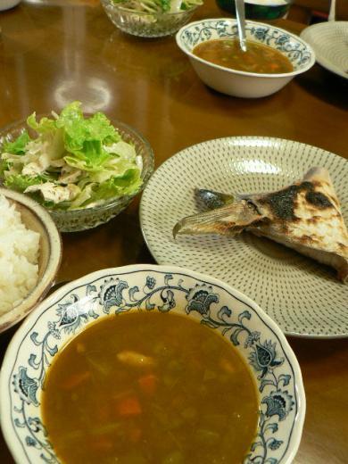 2010年6月23日夕食