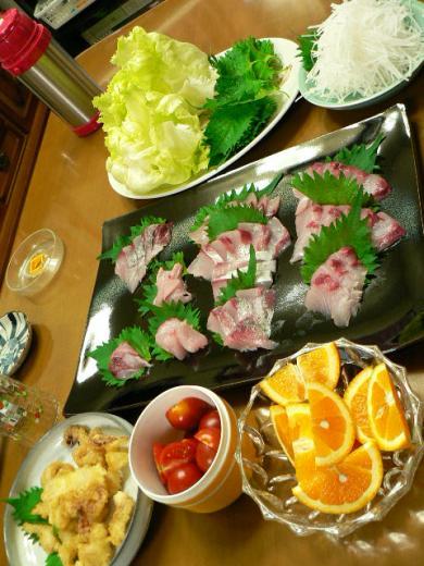 2010年6月24日夕食