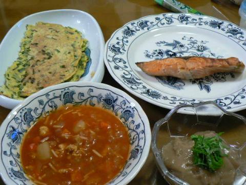 2010年9月11日夕食