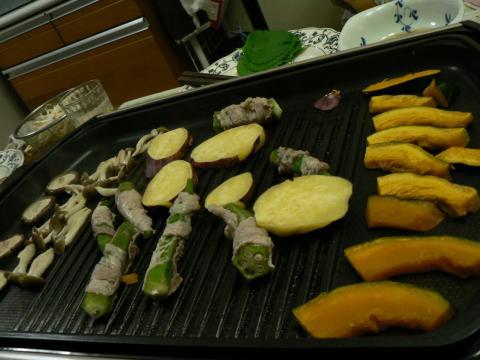 2010年9月20日夕食