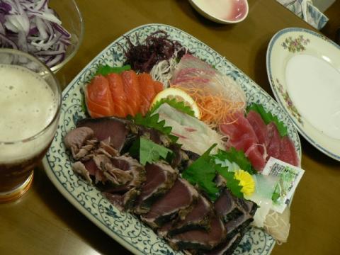 2010年9月21日夕食