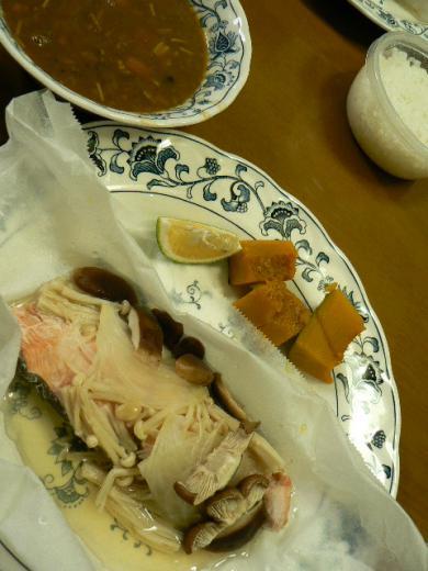 2010年9月28日夕食