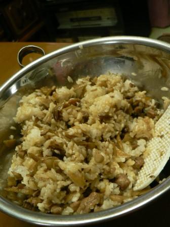 2010年10月11日夕食