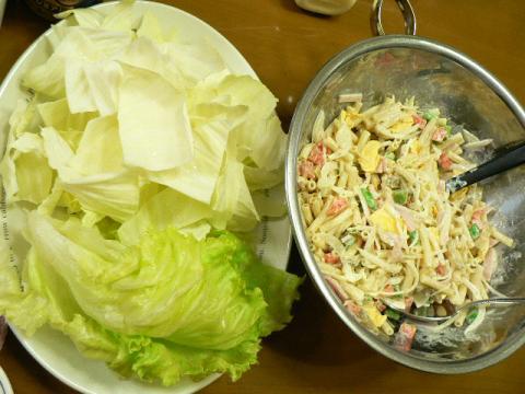 2010年10月14日夕食