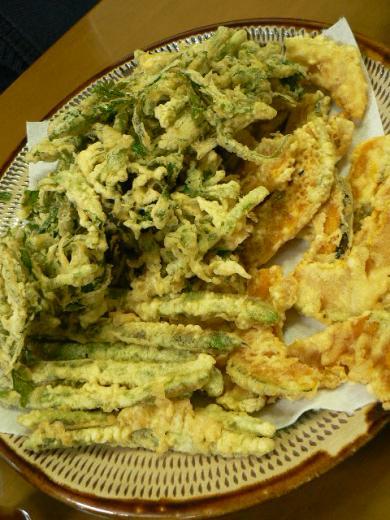 2010年10月21日夕食