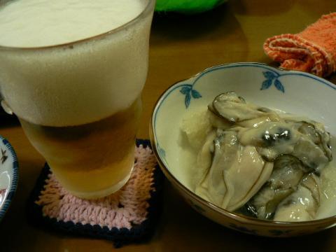 2010年10月24日夕食