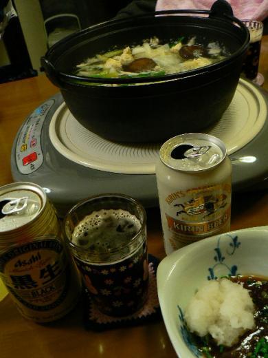 2010年10月28日夕食