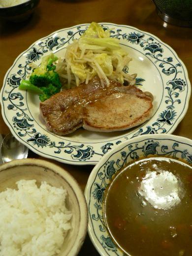 2010年10月30日夕食