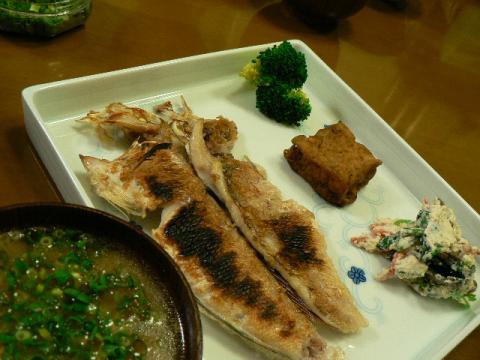 2010年11月4日夕食