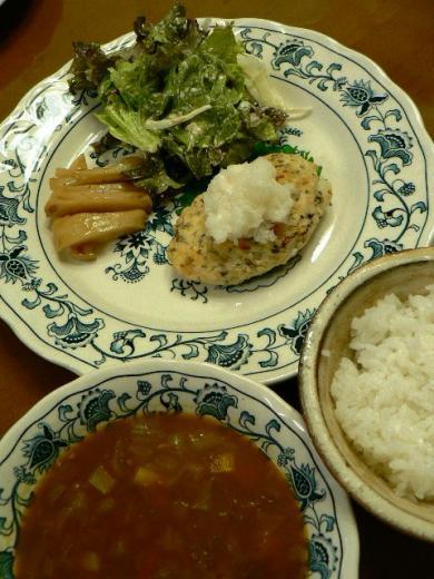 2010年11月5日夕食