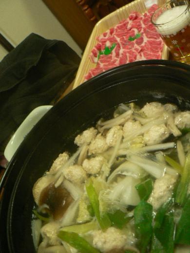 2010年11月12日夕食