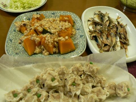 2010年11月15日夕食