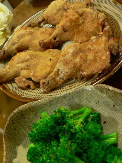 2011年5月4日夕食
