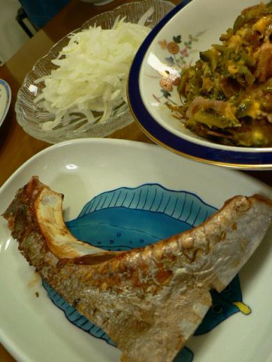 2011年7月23日夕食