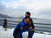スノーシュー体験2013