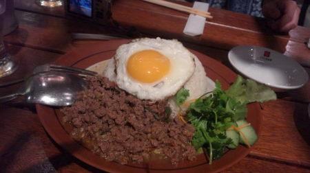 06牛肉のガパオ