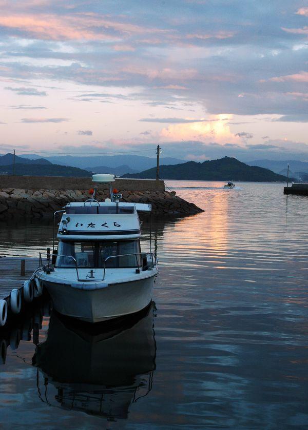 海上タクシー1