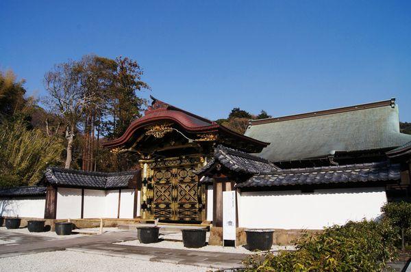 建長寺方丈1