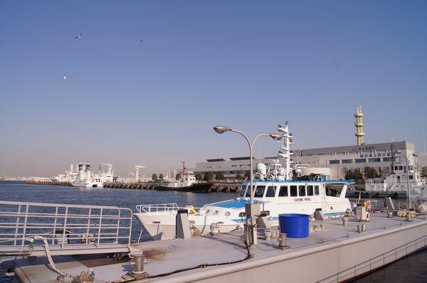 横浜新港埠頭
